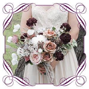 Artificial Bridal Bouquets