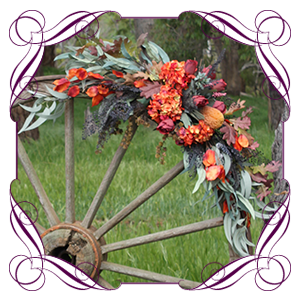 Floral Arbor Decorations, Wreaths & Centerpieces