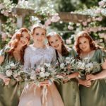 silk bridal bouquets, artificial wedding flowers, faux rose native protea boho bouquets and wedding packages melbourne's best wedding florist,