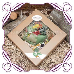 Faux Floral Gifts & Hampers
