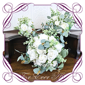 Silk Wedding Bouquet Packages