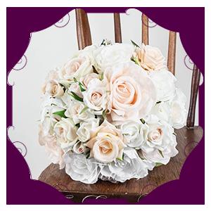 Artificial Bridal Bouquets